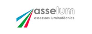 Asselum_ asesores luminotecnicos logo