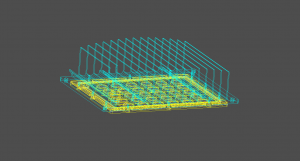 Modulo plano en 3D