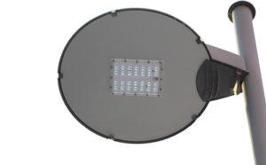 Uno de nuestros sistemas de iluminación LED realizado a medida