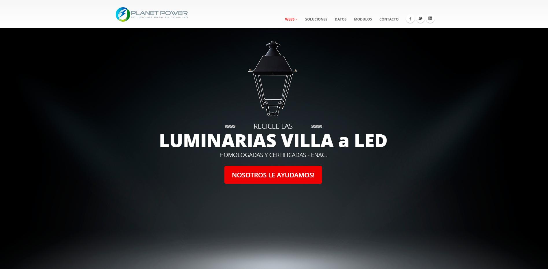 farola_villa_led